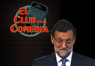 el villano arrinconado, humor, chistes, reir, satira, Mariano Rajoy, el club de la comedia