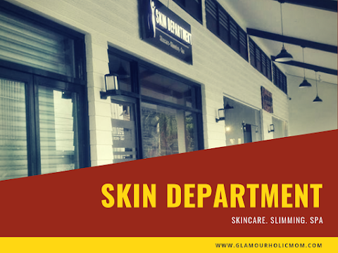 Make Your Skin Healthy & Glow at Skin Department #GetTheGloss #KoreanBBGlow #YourSkinIsOurPriority