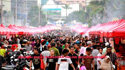 Senarai Bazar Ramadhan Online 2020 Seluruh Negeri