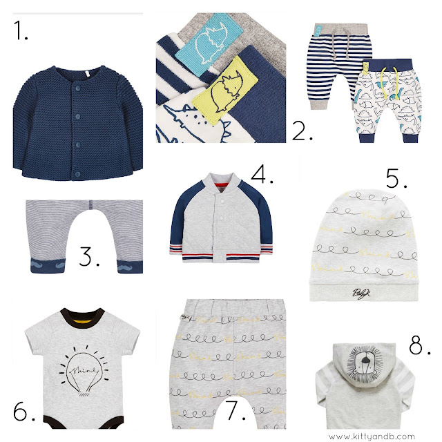 Baby Clothes Try on Haul Image Kitty and B