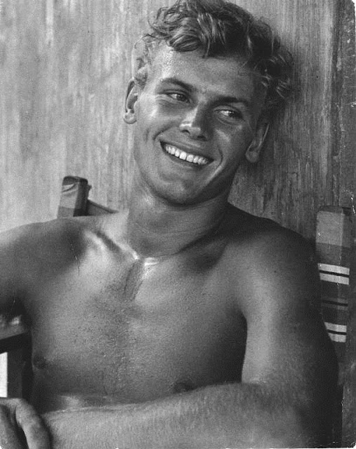 In Memory of Gay Icon Tab Hunter