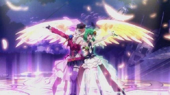 """Movie ke-2 dari anime Macross Frontier dengan tema """"Sayap Perpisahan"""""""