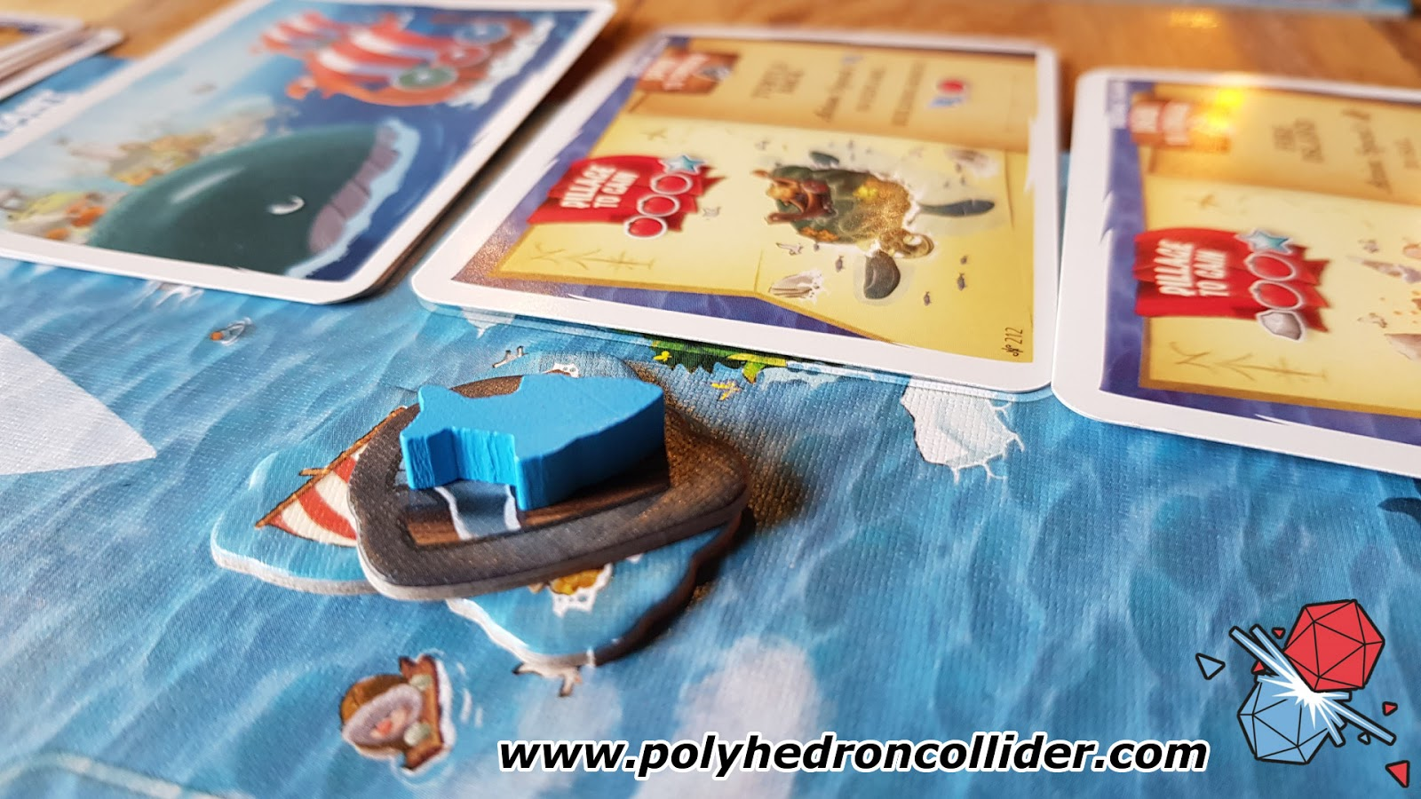 Imperial Settlers: Empires of the North First Thoughts Review Setting Sail
