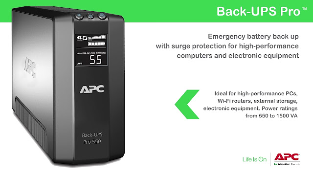 UPS APC by Schneider Electric