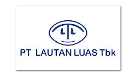 Lowongan Kerja S1 Terbaru di PT Lautan Luas, Tbk Jakarta Agustus 2020