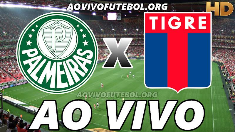Palmeiras x Tigre Ao Vivo Online HD