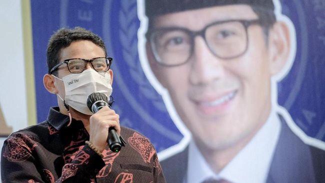 Istana Respons Sandi Buka Kans Maju Bareng RK di Pilpres 2024