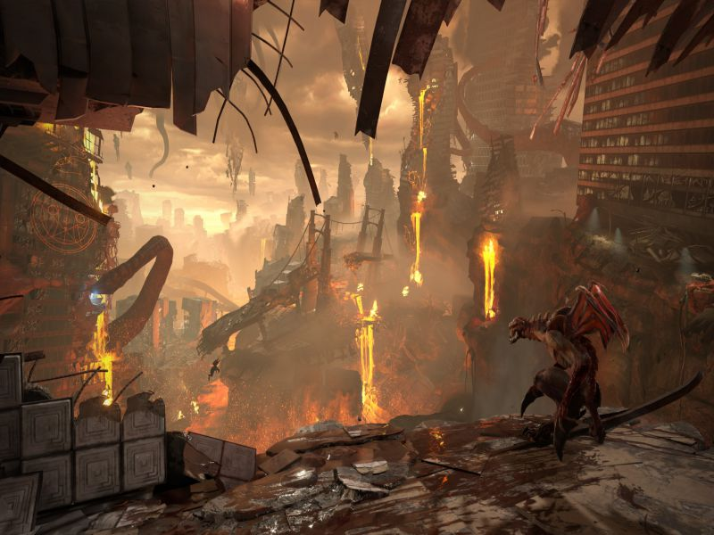 Download DOOM Eternal Free Full Game For PC