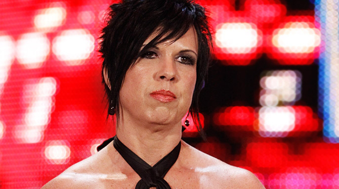 Vickie guerrero leather