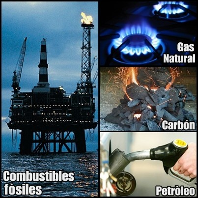 el problema de los combustibles fosiles