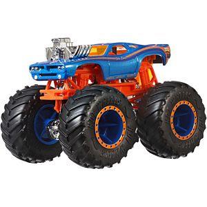 Xe Hotwheels Monster Truck 1:64 WWE