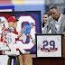 GRANDES LIGAS: Rangers retiran el 29 del tercera base dominicano Adrián Beltré