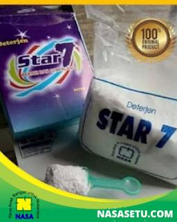 Detergen STAR seven