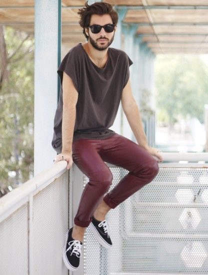 look masculino lollapalooza 2018
