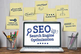 8 Cara Optimasi Mesin Pencari SEO Untuk Blog - Perangkat lunak blog sebenarnya adalah Sistem Manajemen Konten (CMS) sederhana yang dengan mudah menambahkan halaman baru dan mengintegrasikannya ke dalam struktur navigasi dan tautan situs Anda.  Blog dan posting blog pada dasarnya ramah mesin pencari karena mereka kaya akan teks, kaya tautan, halaman web yang sering diperbarui yang menggunakan stylesheet atau CSS, dan memiliki sedikit HTML yang asing.  Mengoptimalkan blog sangat mirip dengan mengoptimalkan situs web, dan mengoptimalkan posting blog mirip dengan mengoptimalkan halaman web. Tetapi tergantung pada layanan blog atau perangkat lunak yang Anda gunakan, hasilnya mungkin terlihat agak berbeda.  Jika Anda mengikuti beberapa aturan sederhana untuk optimasi mesin pencari, blog Anda dapat peringkat jauh lebih tinggi daripada halaman situs web statis di halaman hasil mesin pencari.  Berikut adalah aturan paling penting untuk diikuti agar posting Anda terdaftar untuk kata kunci pilihan Anda.