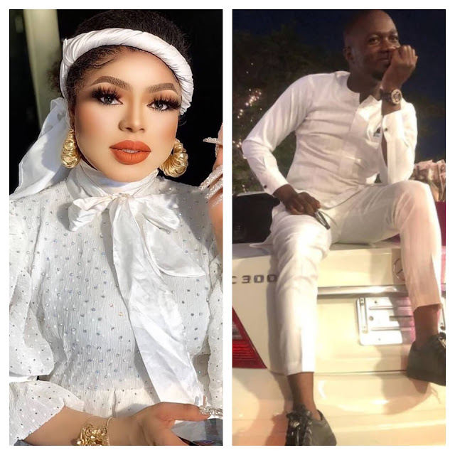 Bobrisky vows to send his fan to Maldives after gifting him new Benz