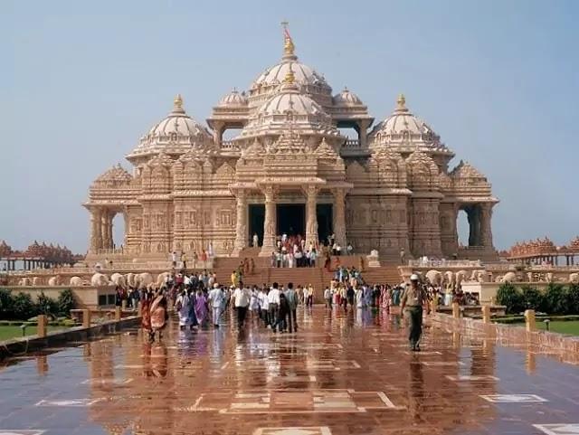 Akshardham Temple New Delhi,