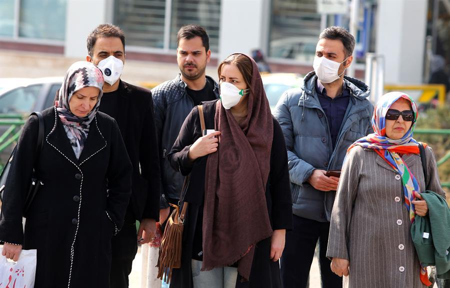 Iran Shuts Schools, As Coronavirus Kills Eight