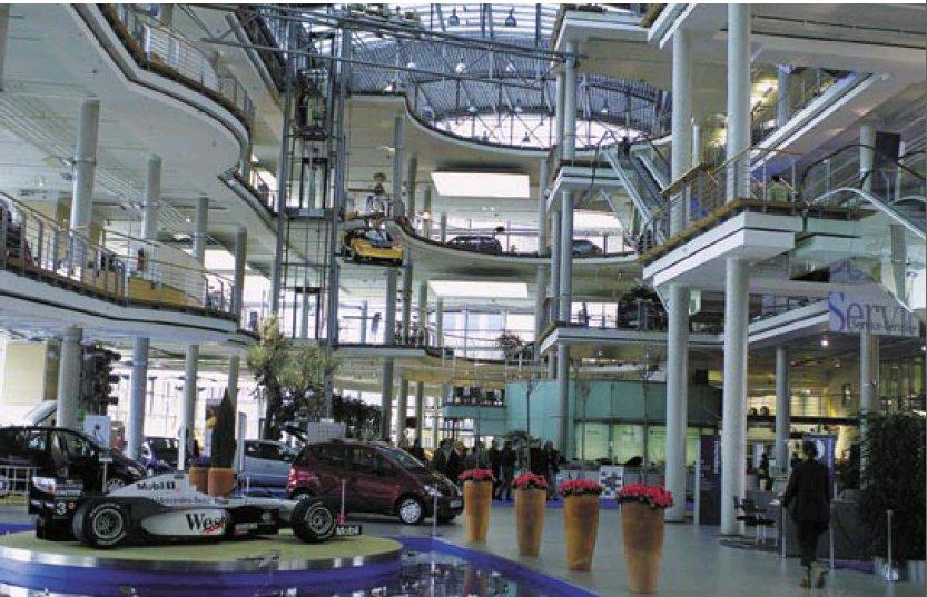 The Most Fantastic Cars Dealerships Mercedes Benz ...