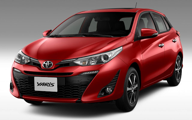 Novo Toyota Yaris 2019 - hatch