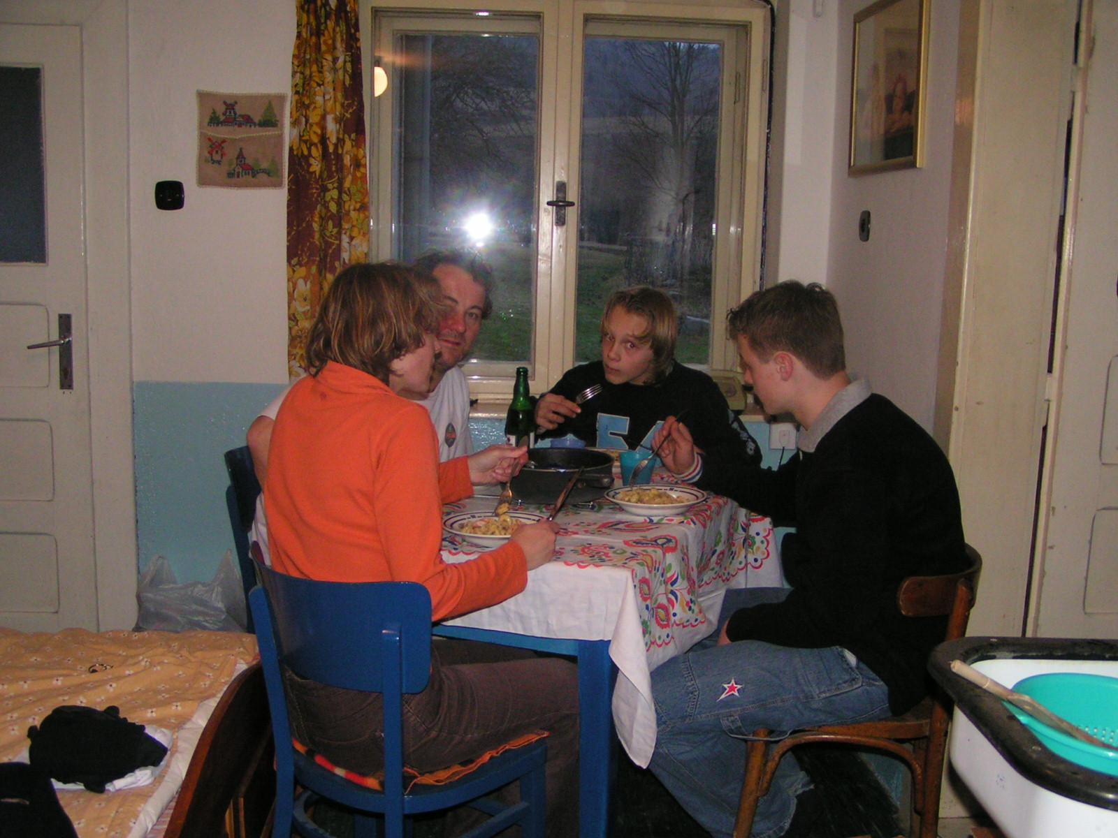 Het Boerenhof, camping & vakantiewoning Slowakije: april 2016