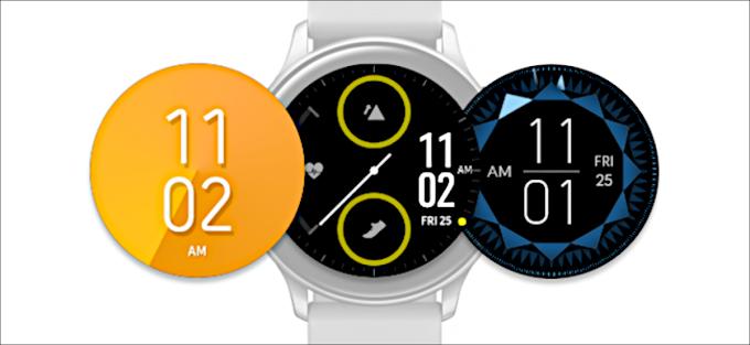 Cómo cambiar la pantalla del reloj en un Samsung Galaxy Watch
