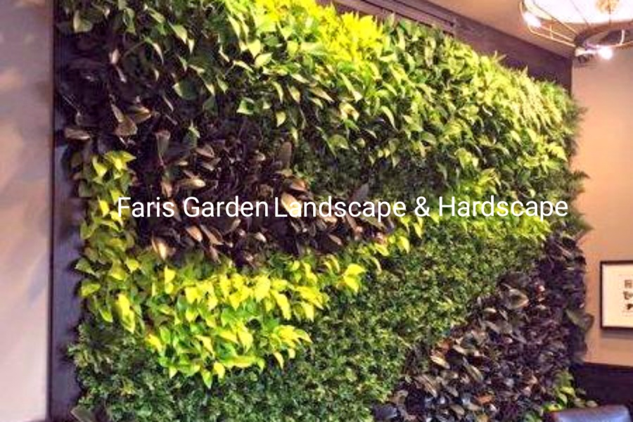 Jasa Vertical Garden di Semarang   Desain Pembuatan Taman Vertical Semarang