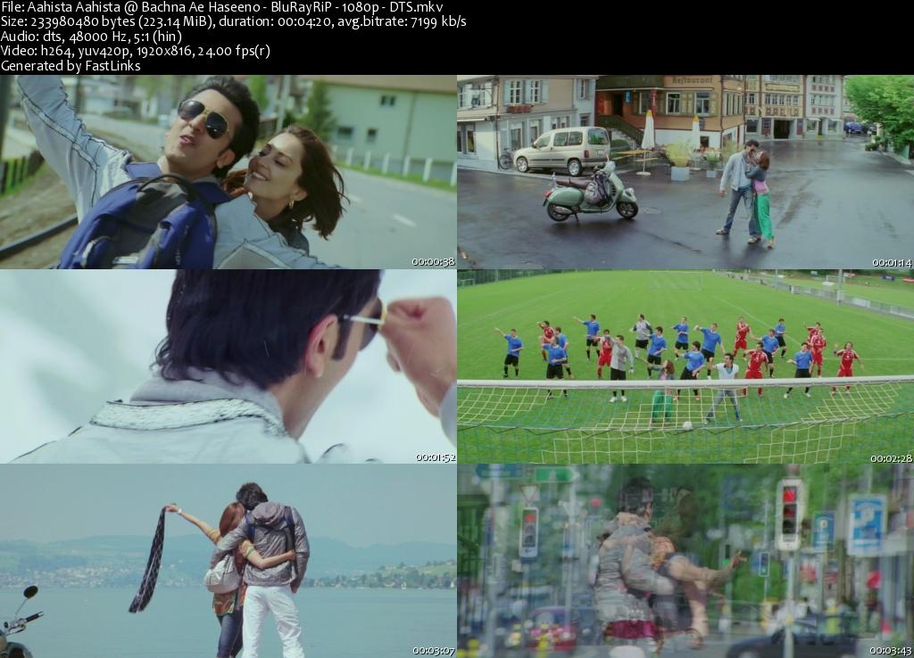 Bachna Ae Haseeno (2008)  Bluray  1080p  6ch Dts All