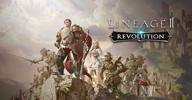 Permainan Lineage2 Revolution Apk