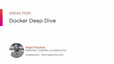 best pluralsight courses to learn Docker in depth