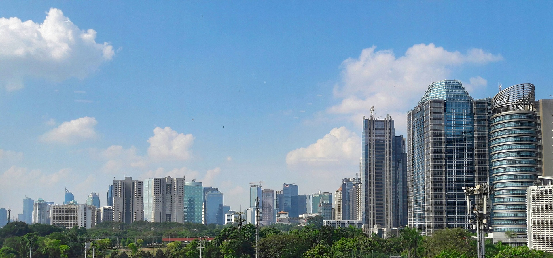 View Of Jakarta