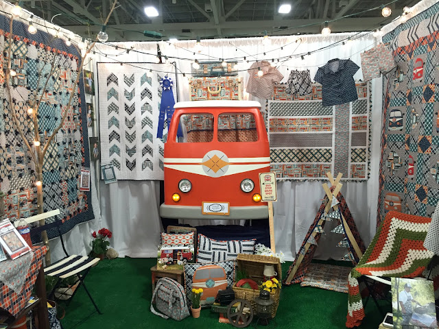 Keep on Groovin' fabric from Riley Blake Designs