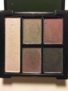 e.l.f. Clay Eyeshadow Palette smoked to perfection