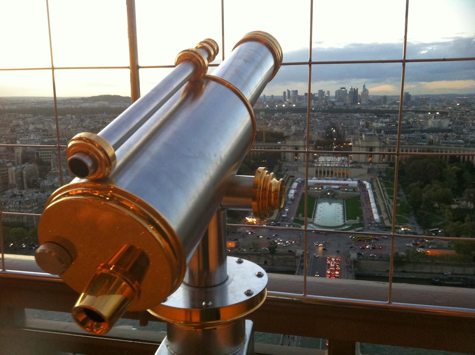 Vista Desde Torre Eiffel