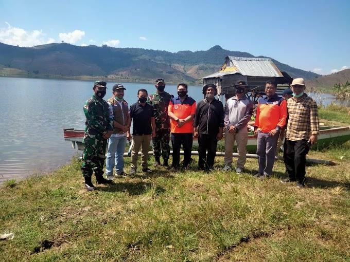 Kunjungi Bendungan Tanju Bersama Bupati Dompu, BNPB RI: Jaga Hutan
