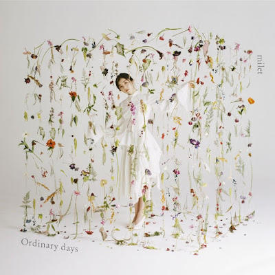 milet 7th E.P, Ordinary days details info CD DVD tracklist soundtrack drama lyrics DVD live online
