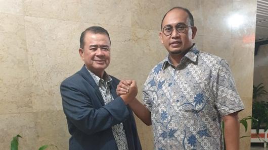Andre Rosiade Diamanahkan Sebagai Ketua DPD Gerindra Sumbar, NA Diminta Fokus Hadapi Pilgub