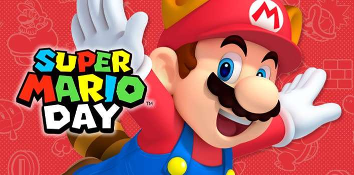 Mario Day Wishes Awesome Picture