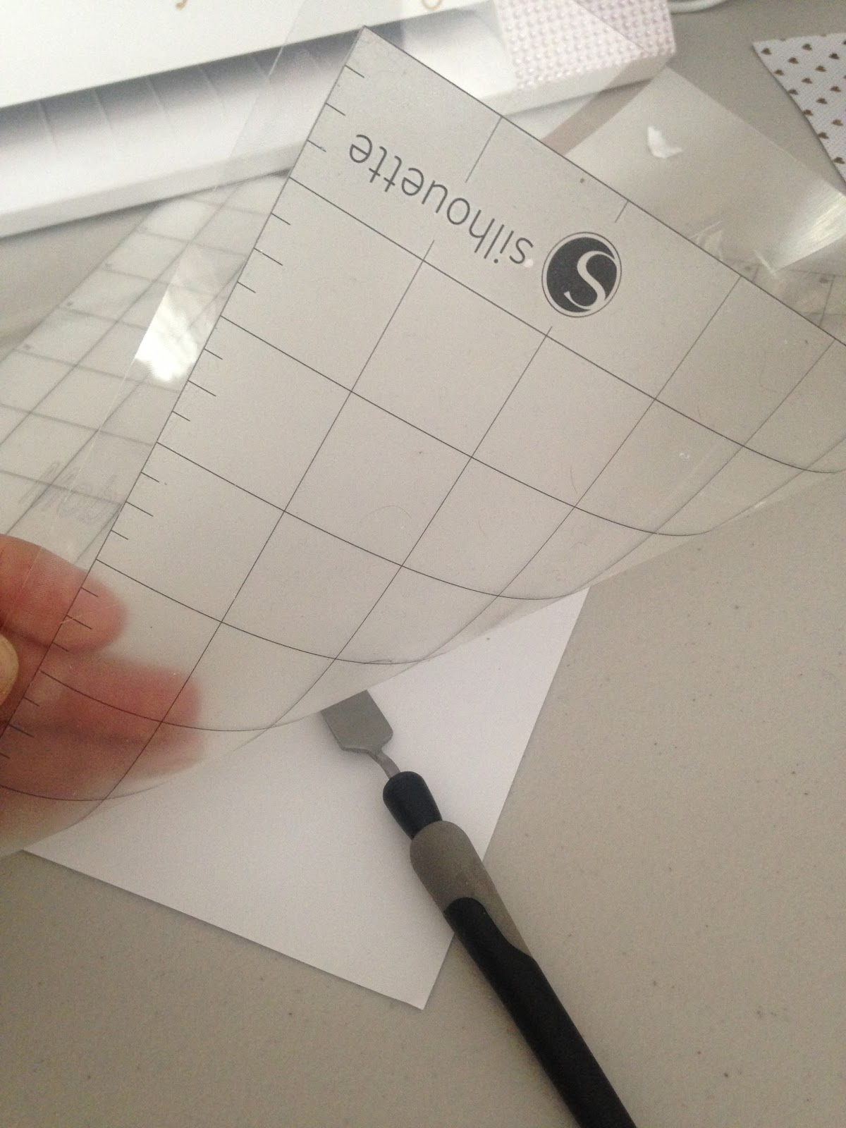 Silhouette Troubleshooting Trick Avoiding Torn Paper When