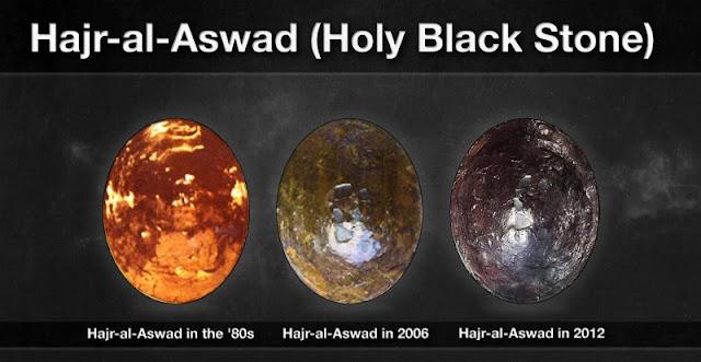 Asal Usul Hajar Aswad