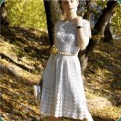Vestido a Ganchillo