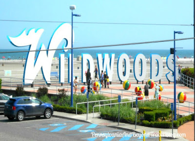 Wildwoods Beach Balls in New Jersey - Located Near Boardwalk & Convention Center