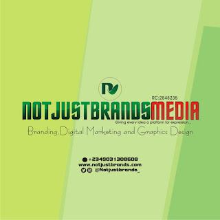 About Notjustbrands; A Branding and Digtal Marketing brand.