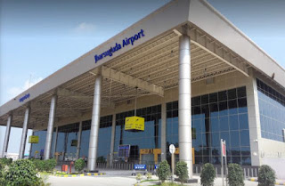 Cabinet approves renaming of Jharsuguda Airport in Odisha