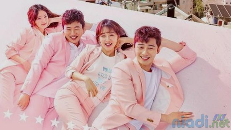 sinopsis lengkap pemain drama korea fight for my way