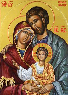 Resultado de imagem para sagrada família de nazaré icone