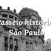 Passeio histórico em São Paulo