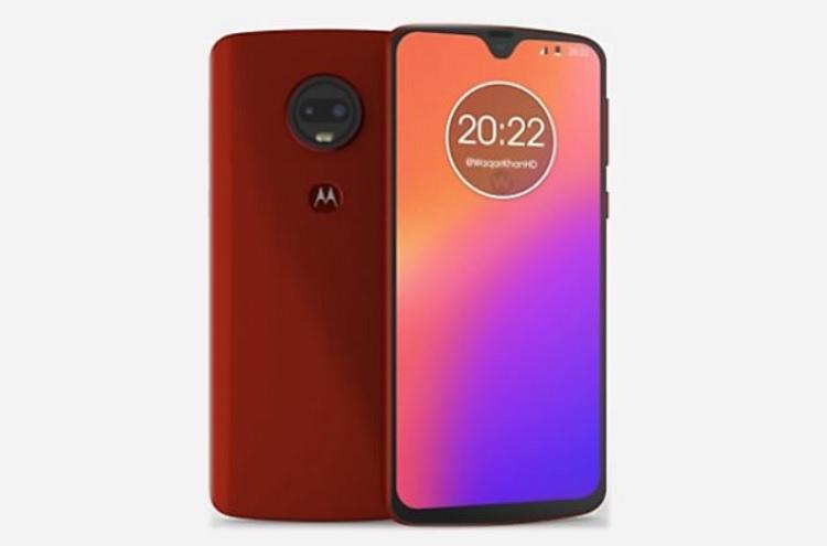 Motorola Outs Moto G7 Series