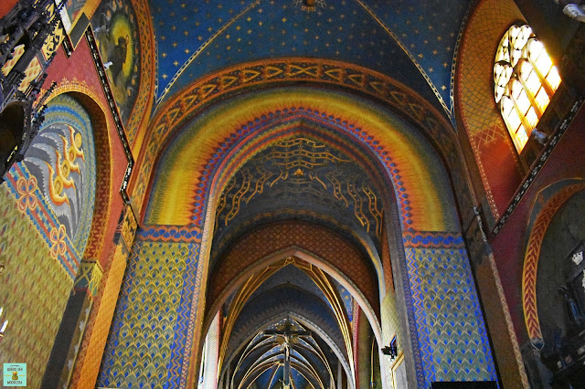 Basílica San Francisco de Asís, Cracovia
