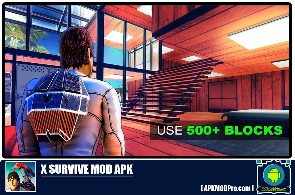Download X-Survive MOD APK